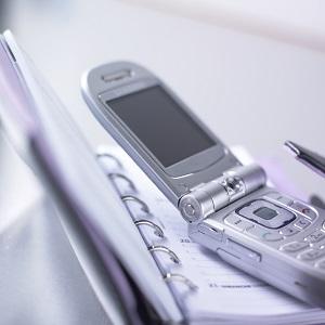telephone et agenda